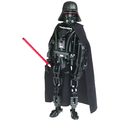 LEGO STAR WARS  -8010- Dark Vador Lego_810