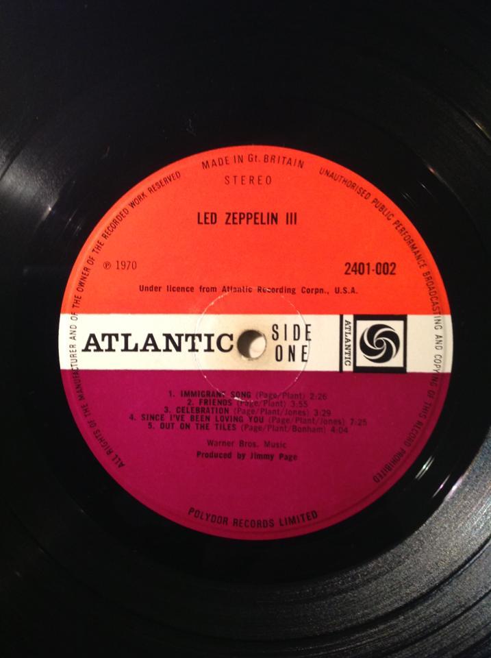 Led Zeppelin III 53743110