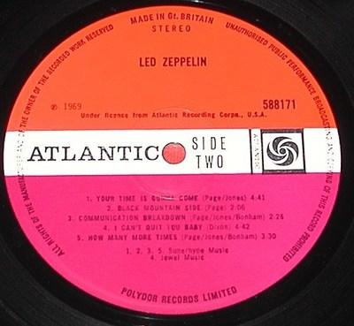 Led Zeppelin Kgrhqn11