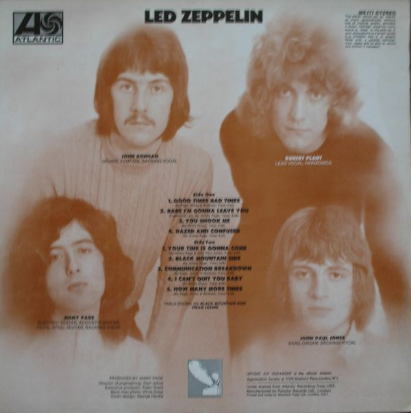 Led Zeppelin R-117911