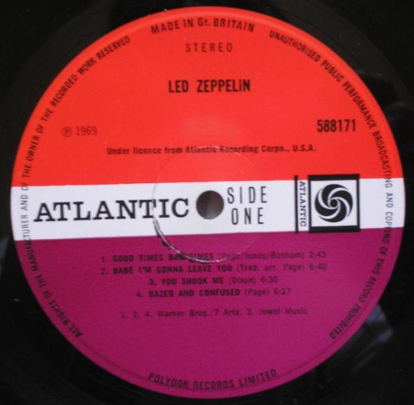 Led Zeppelin R-117912