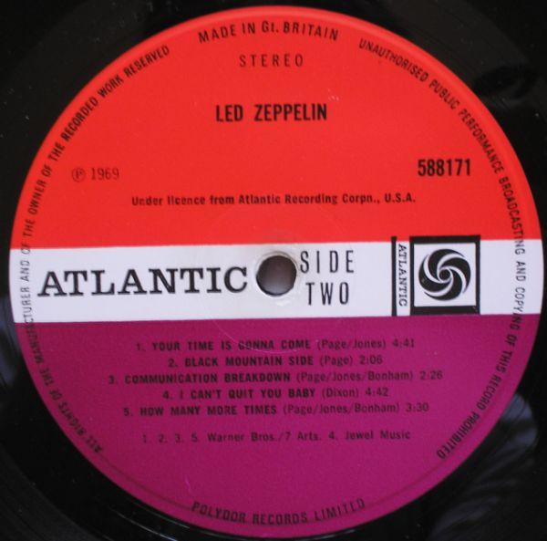 Led Zeppelin R-117913