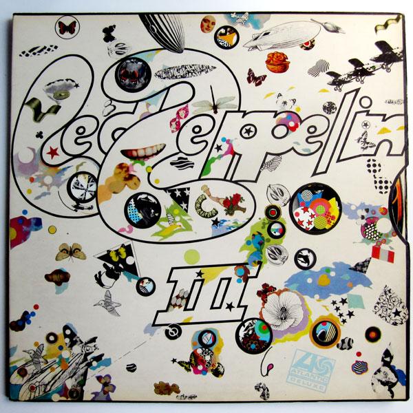 Led Zeppelin III R-132013