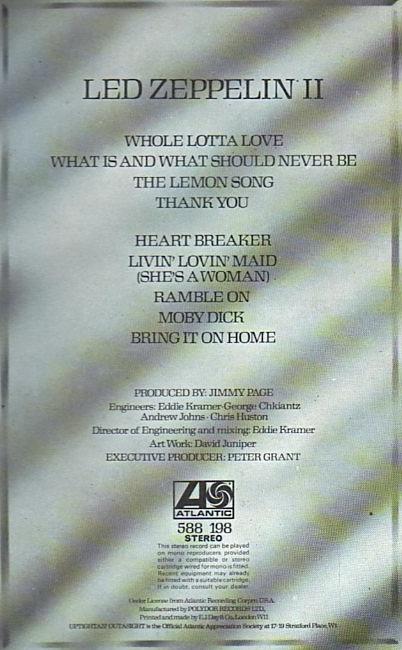 Led Zeppelin II R-184612