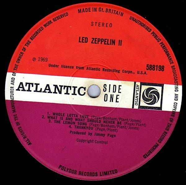 Led Zeppelin II R-184613