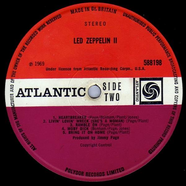 Led Zeppelin II R-184614
