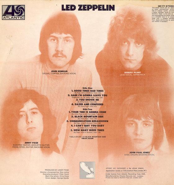 Led Zeppelin R-413911