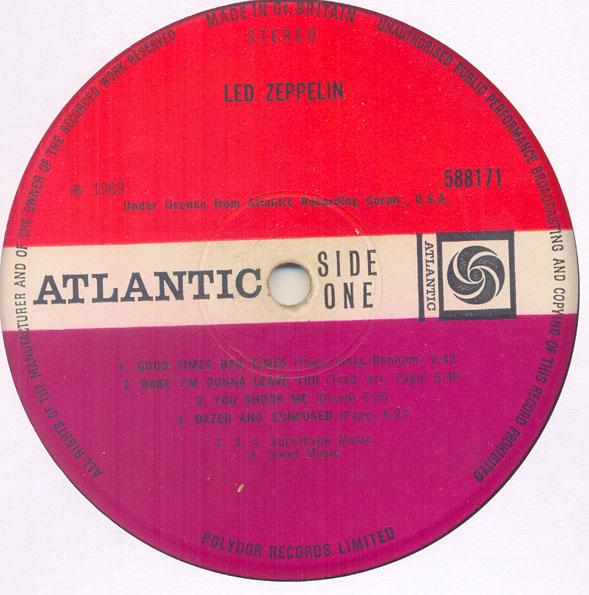 Led Zeppelin R-413912