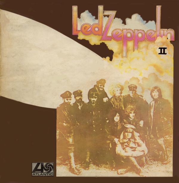 Led Zeppelin II R-438811