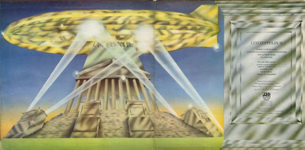 Led Zeppelin II R-438813