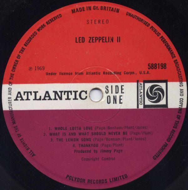 Led Zeppelin II R-438814
