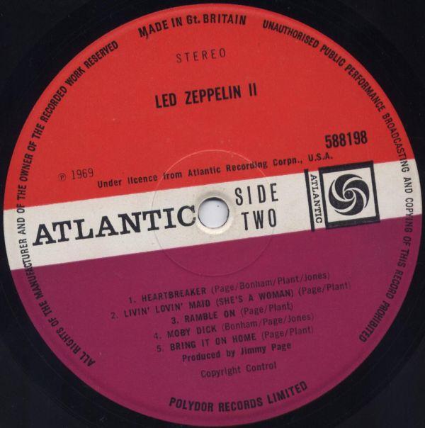 Led Zeppelin II R-438815