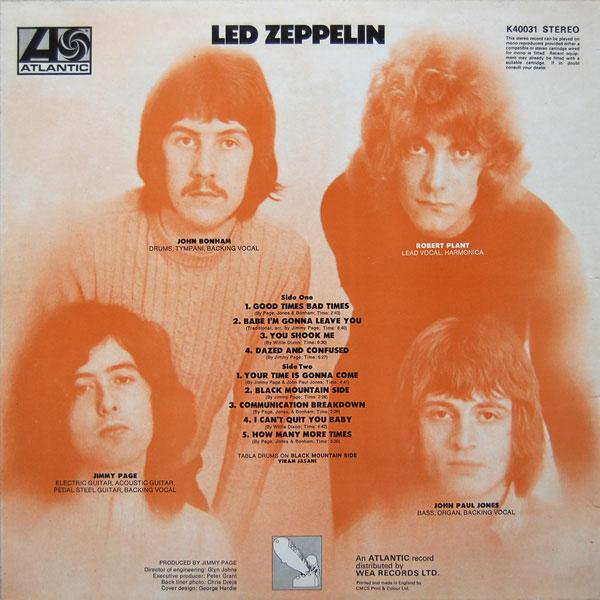 Led Zeppelin R-465911