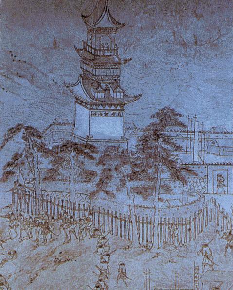 Belagerungsszene 1/72 - Seite 2 Tenshu11