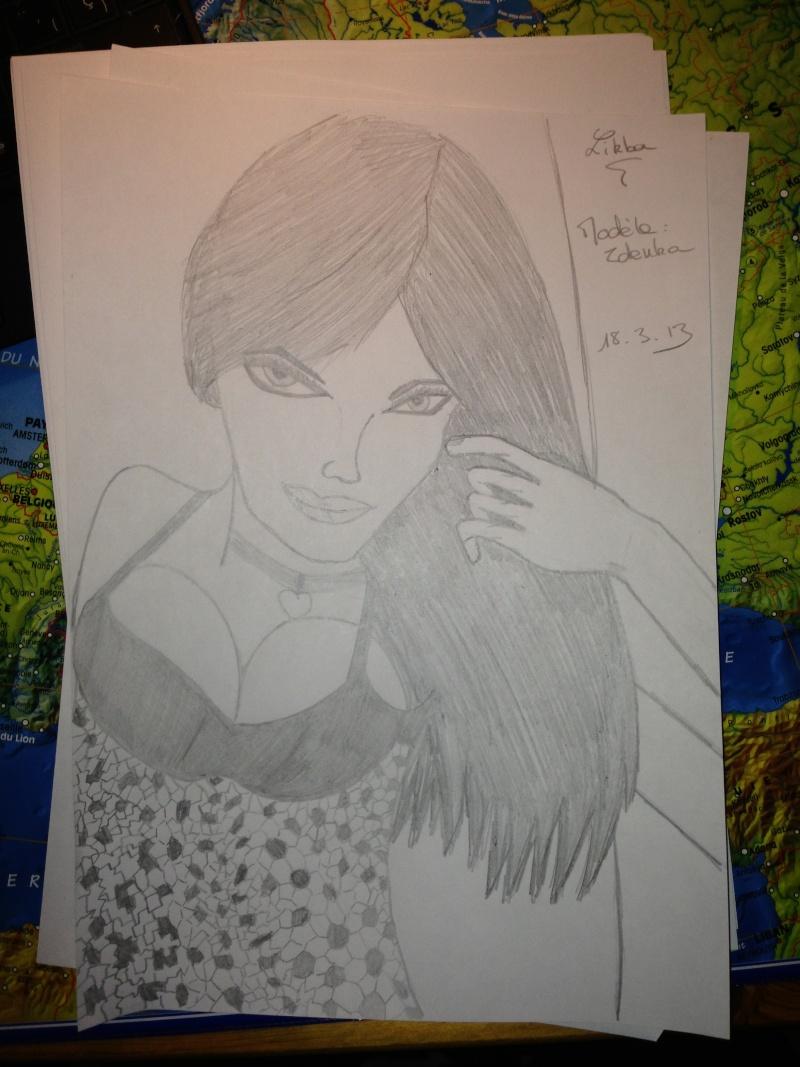 Mes 2 tout premiers dessins  Img_0712