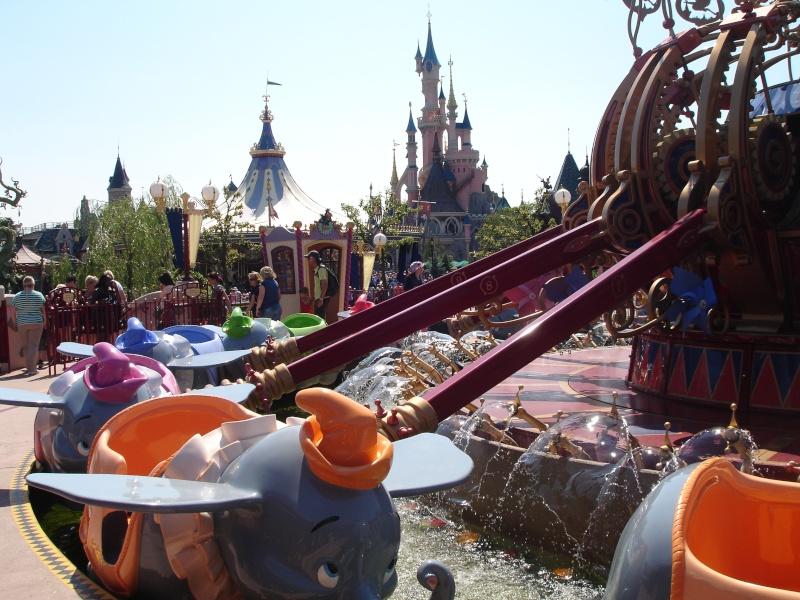 Disneyland du 8 au 10 juillet et Paris du 14 au 15 août 2013, avec les enfants Dsc04519