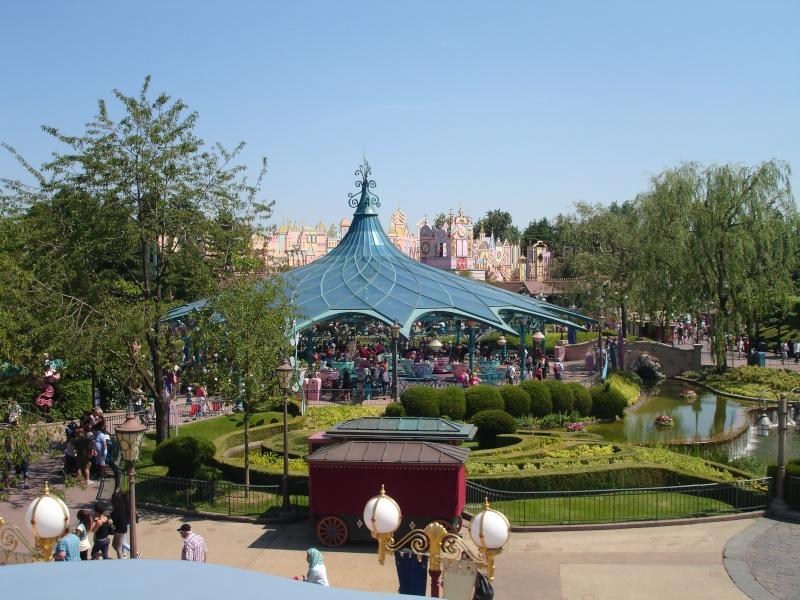 Disneyland du 8 au 10 juillet et Paris du 14 au 15 août 2013, avec les enfants Dsc04521