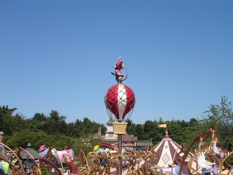 Disneyland du 8 au 10 juillet et Paris du 14 au 15 août 2013, avec les enfants Dsc04522