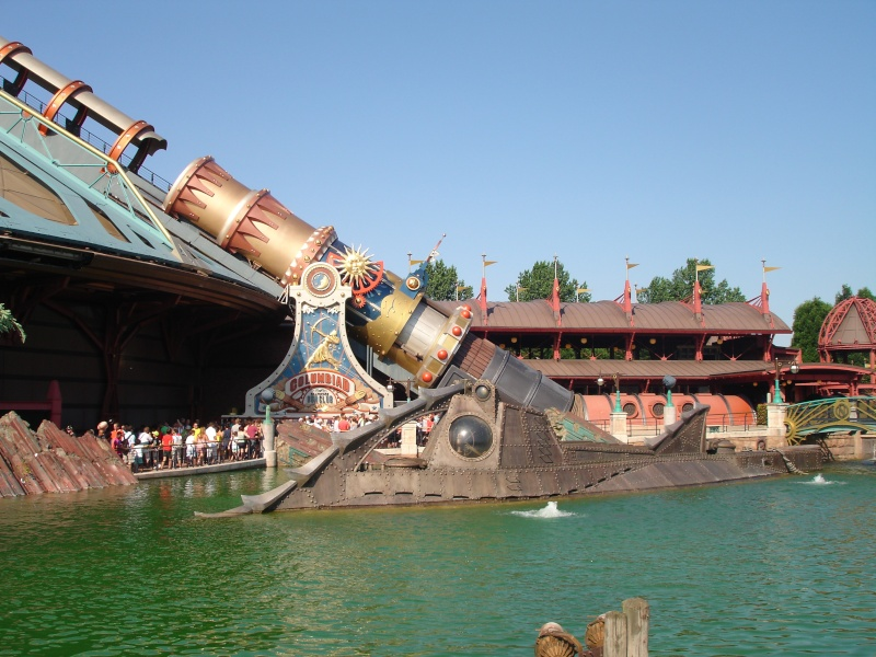 Disneyland du 8 au 10 juillet et Paris du 14 au 15 août 2013, avec les enfants Dsc04533