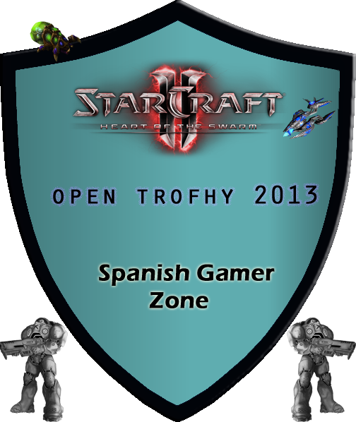 Torneo inaugural Spanish Gamer Zone Escudo11