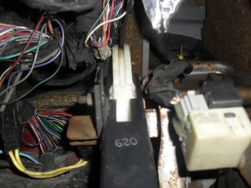 cable d'embrayage côté pédale Sam_7013