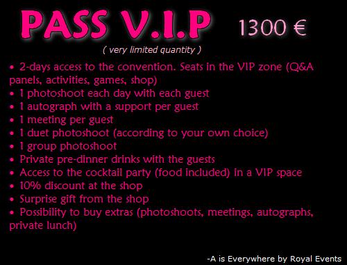 PASS descriptions - English Vip10