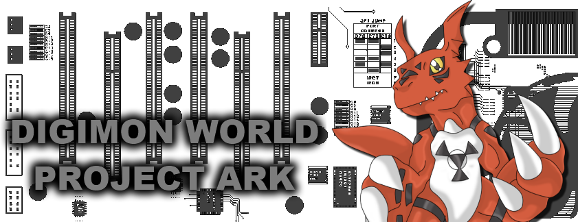 Digimon World: Project Ark