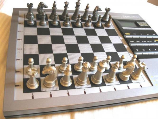 Saitek Kasparov Centurion Kaspar10