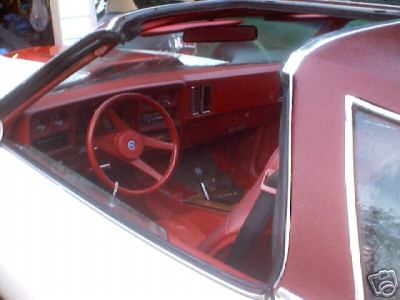 I am putting t tops in my 74 laguna anybody ever seen one with t tops? Or have any pics of one? 74_lag13