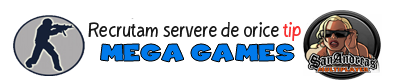 "Cerere imagine ""Recrutare Server"" Megaga10"