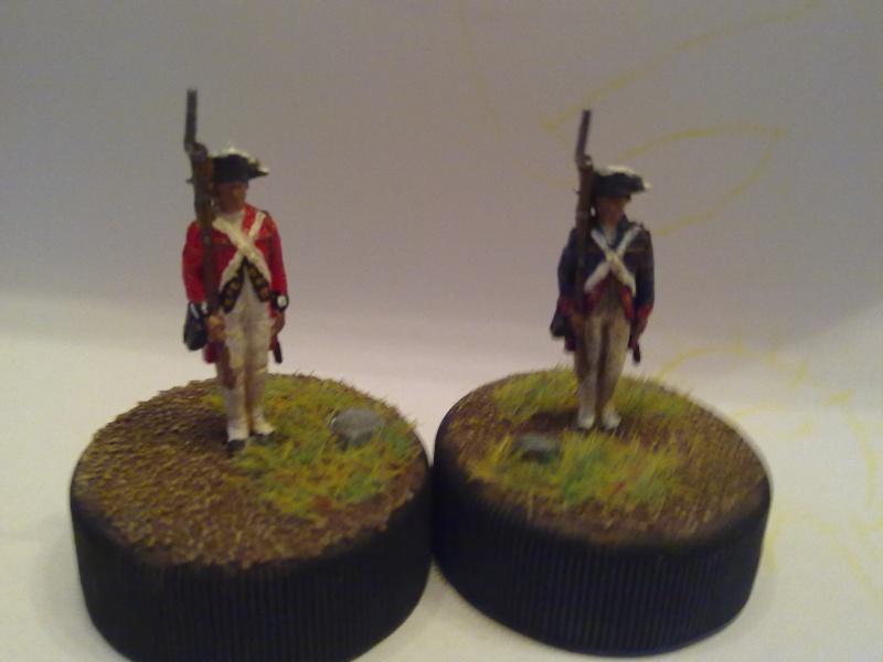 Amerikanischer Unabhängigkeitskrieg 1/72 20082012