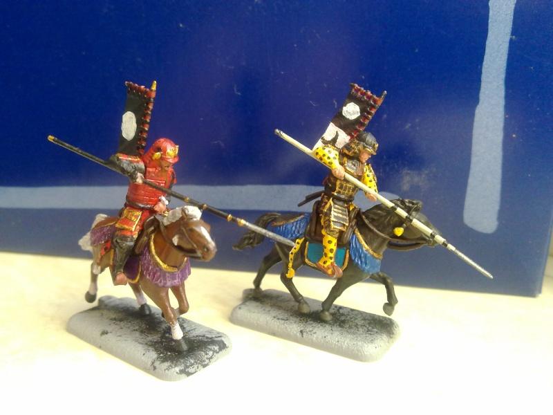Samurai-Reiter 1/72 29082011