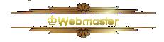 ♔ Webmaster