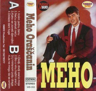 Meho Orascanin 1995 - Volim jednu zenu Folder26