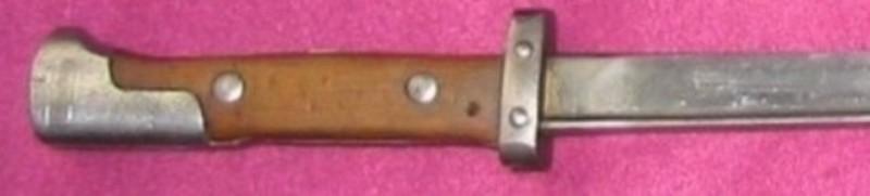 baïonnette (gras) 1874 pour fusil  Gewehr 1888 ?????? 4_eb1211