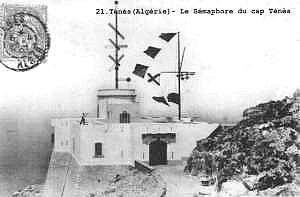[Les Sémaphores d'Afrique du Nord] SÉMAPHORE DE TÉNES (Algérie) Semaph10