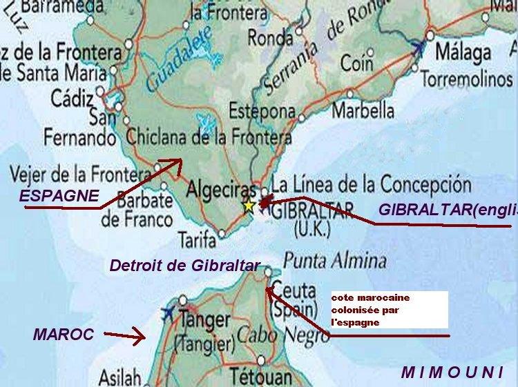 Le detroit de Gibraltar: un volcan en hibernation Mimoun10