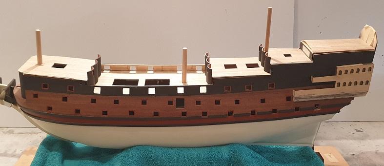 meninho's Sovereign of the Seas, Indienststellung 1638 - Seite 5 20190242