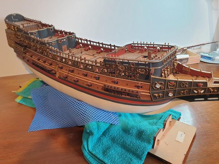meninho's Sovereign of the Seas, Indienststellung 1638 - Seite 9 20210249