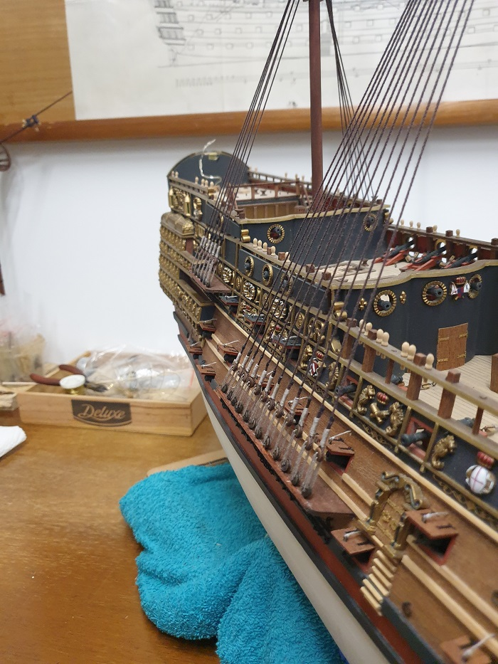 meninho's Sovereign of the Seas, Indienststellung 1638 - Seite 10 20210315