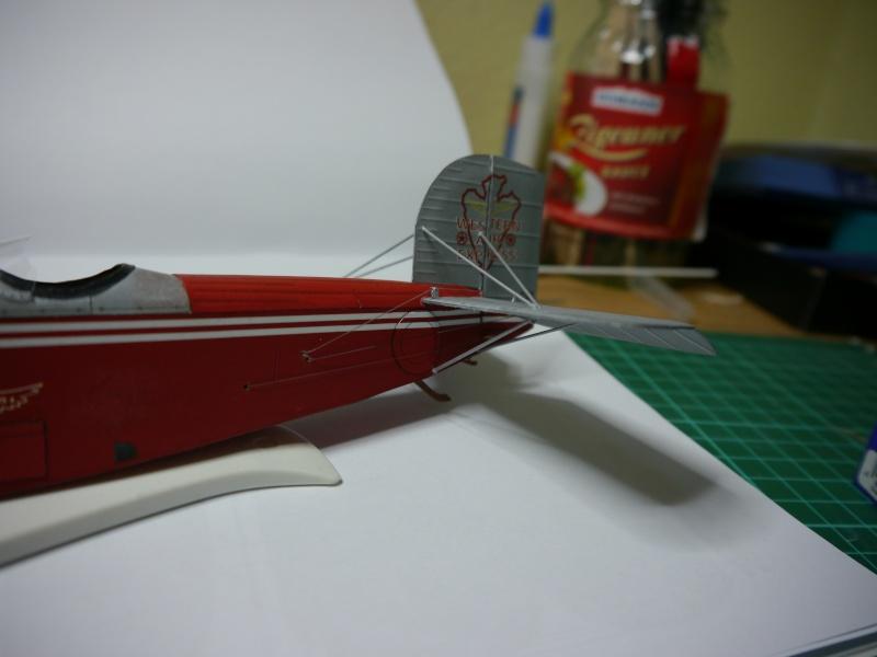 Flugzeughangar aus Karton P1000037