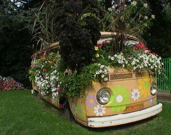 voitures fleuries  54410110