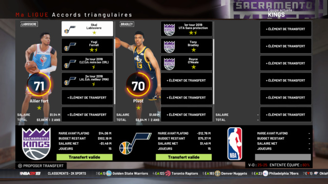 My League : Sacramento Kings ! 5dfcbe10