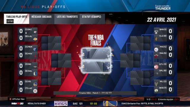 Playoffs 2021 OKC Tablea13