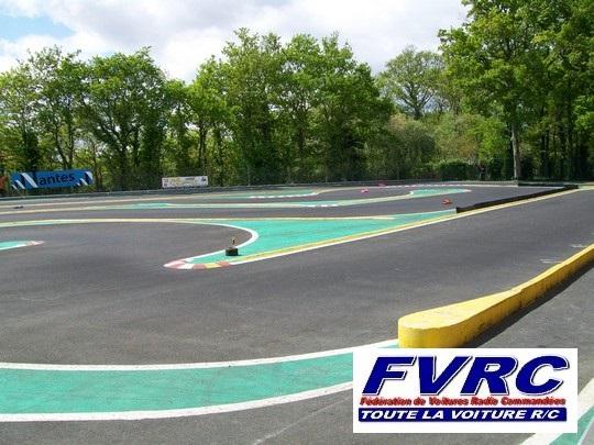 Les circuits et clubs pour voitures pistes 1/10ème, 1/8ème, 1/5ème en France