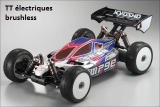 Forum voitures tout terrain électriques, brushless 1/10ème, 1/8ème, 1/5ème