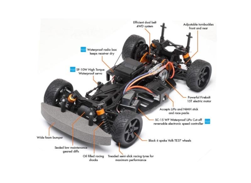 Bmw m3 Sprint 2 Sport HPI Hpi-sp10