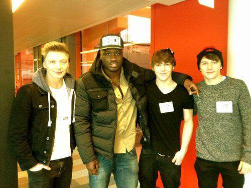 23.02.13 - BBC Radio 1 329