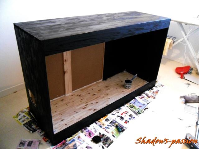 Superieur Montage Actuel Du0027un Futur Terrarium...   Page 2 Sam_3111 Depuis Tout Est  Noir Et Vernis.