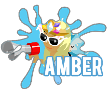 {splat graphic tutorial}  Amber10